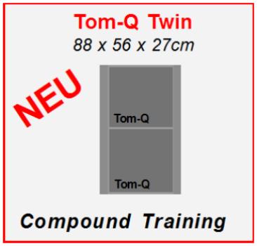 Tom-Q Twin Bogensport Zielscheibe