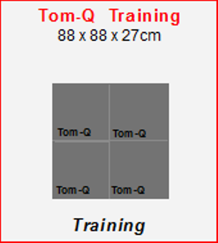 Tom-Q Training Bogen Zielscheibe