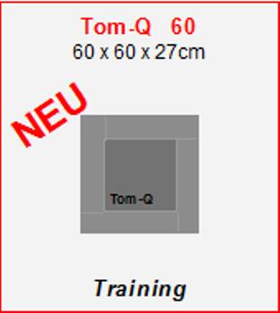Tom-Q 60 Bogen Zielscheibe
