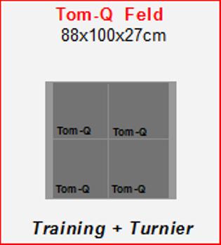 Tom-Q Feld Bogen Zielscheibe 297.-€