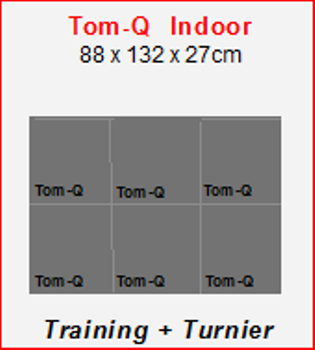 Tom-Q Schiesswand Element 397.-€